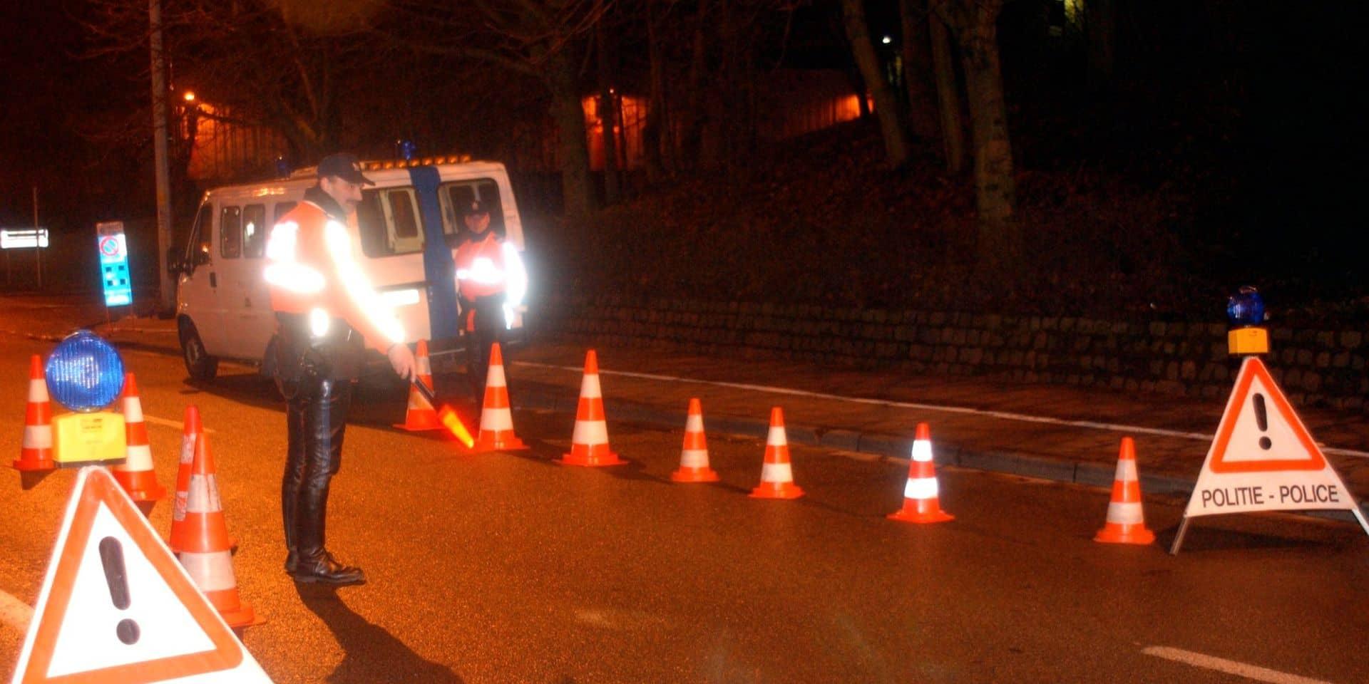 Avec d'autres zones, la police Hesbaye-Ouest mène une opération d'envergure
