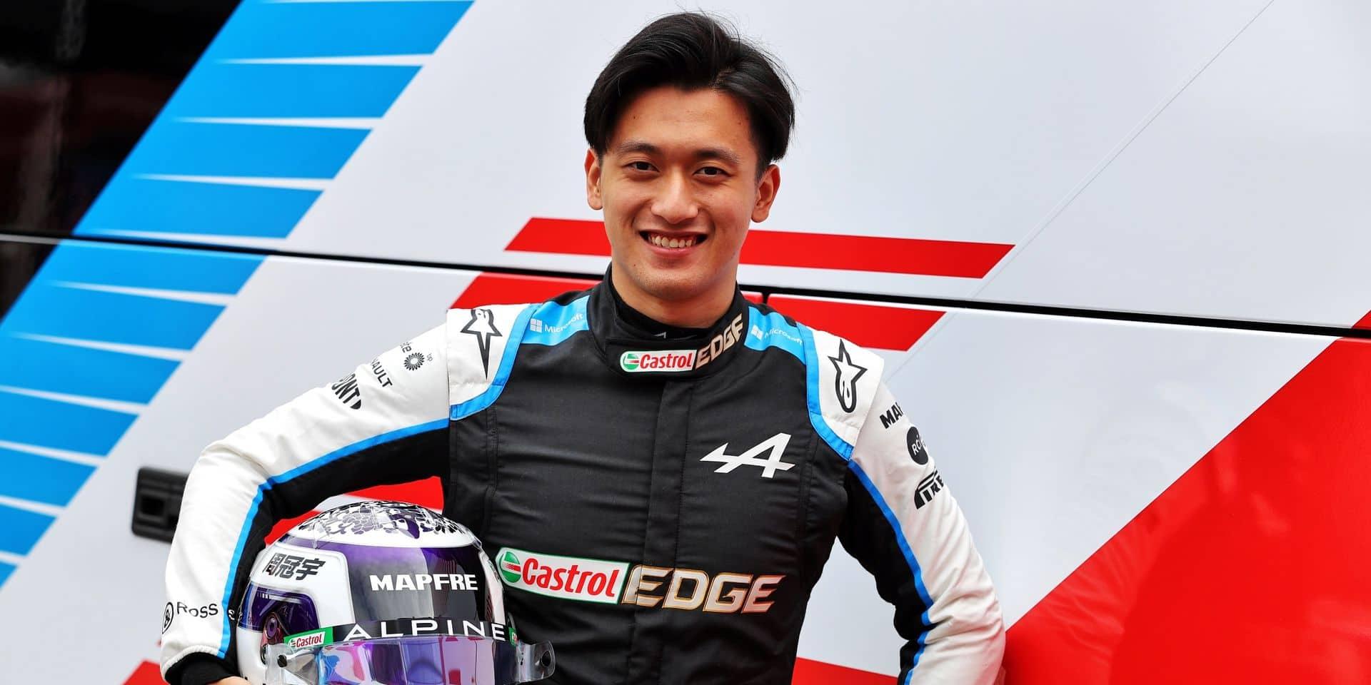 La Chine enfin prête pour avoir un pilote en Formule 1 ?
