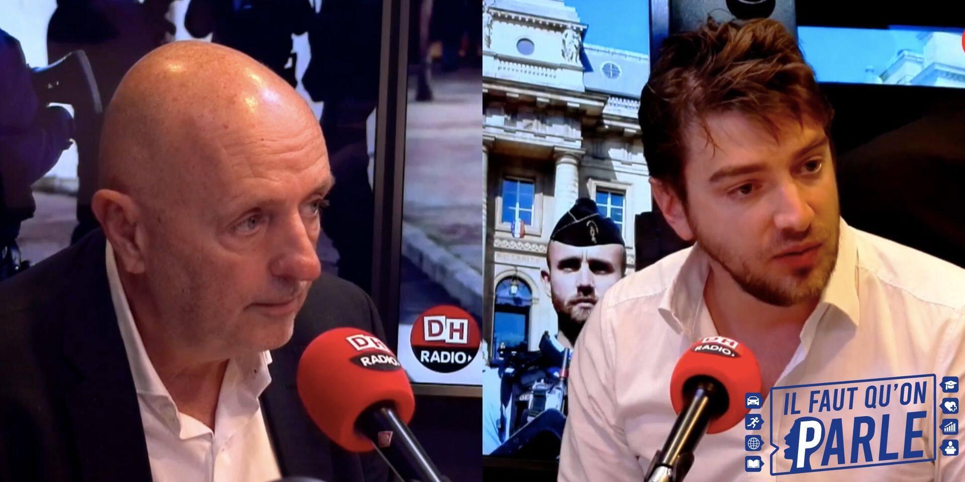 """Georges Dallemagne invite la Belgique à suivre """"l'exemple français"""": """"C'est important qu'on assume"""""""