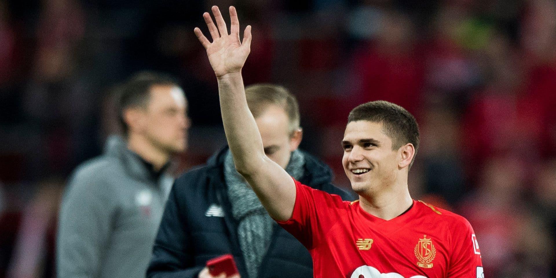 """Marin a encore bien la tête au Standard: """"Razvan honorera son contrat jusqu'au bout"""""""