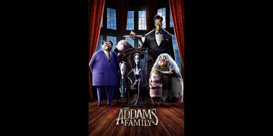 Grands frissons musicaux pour la famille Addams