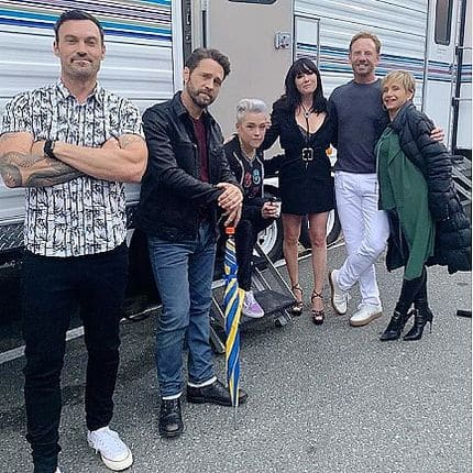 Quelques secrets sur la suite de Beverly Hills 90210