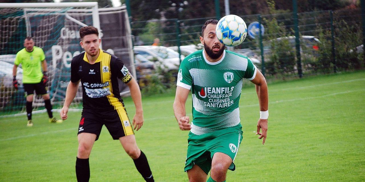 Football (D2 amateurs): Ridwane Bouchibti (Verlaine) à la recherche de ses meilleures sensations