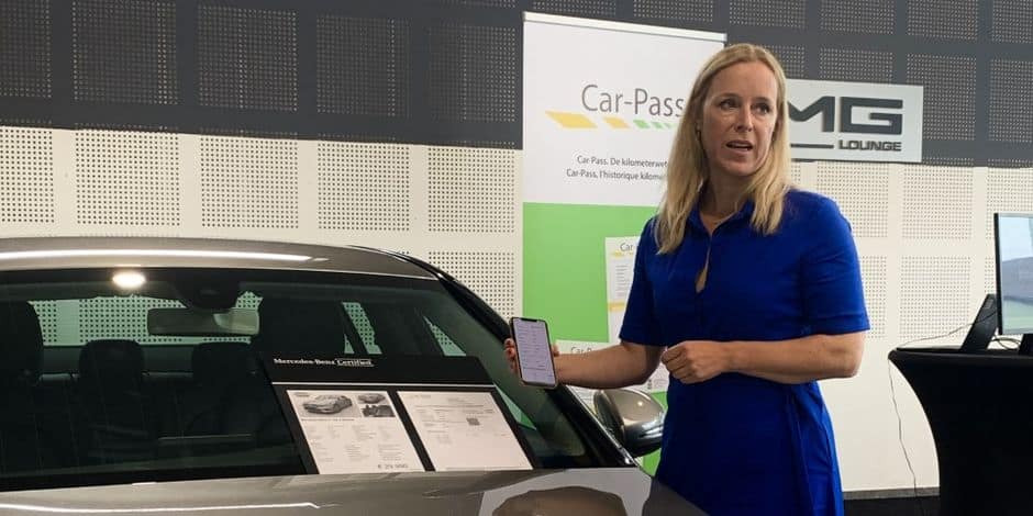 Le Car-Pass permettra de connaître l'historique d'entretien d'un véhicule