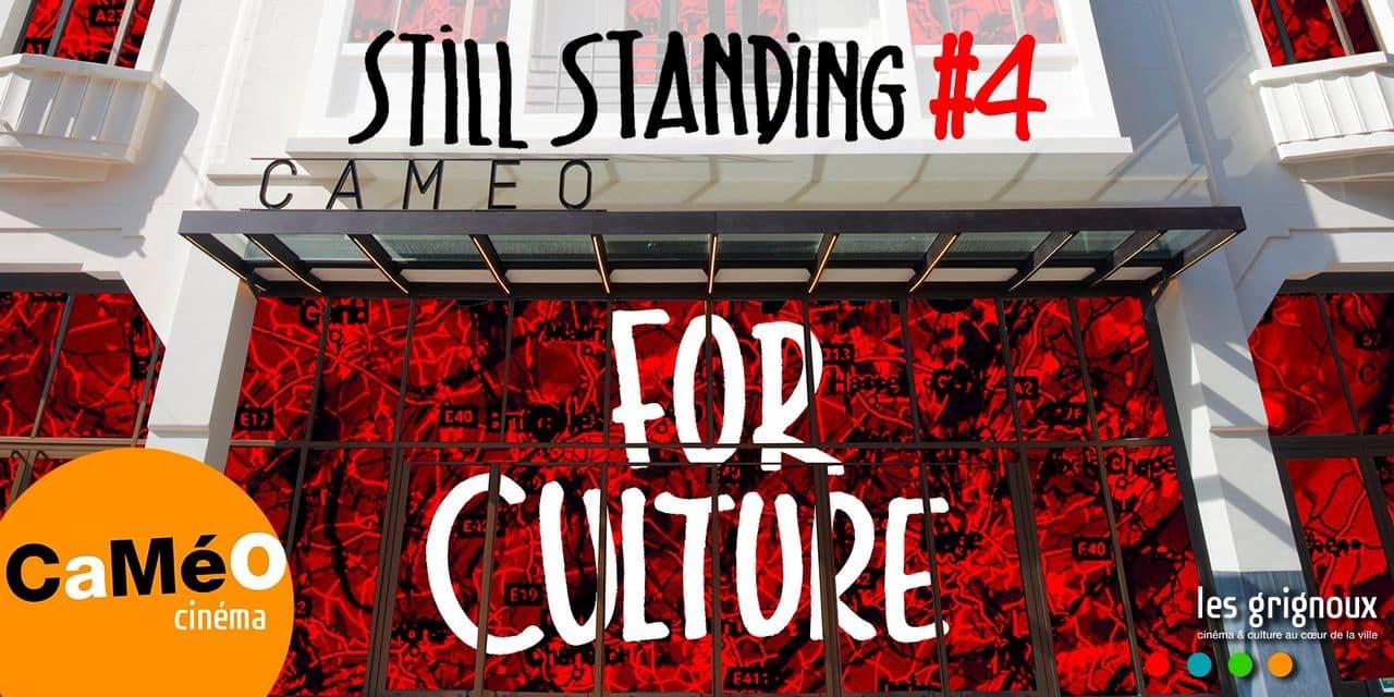 Namur : le Caméo va marquer le coup pour le triste anniversaire des confinements ciblés