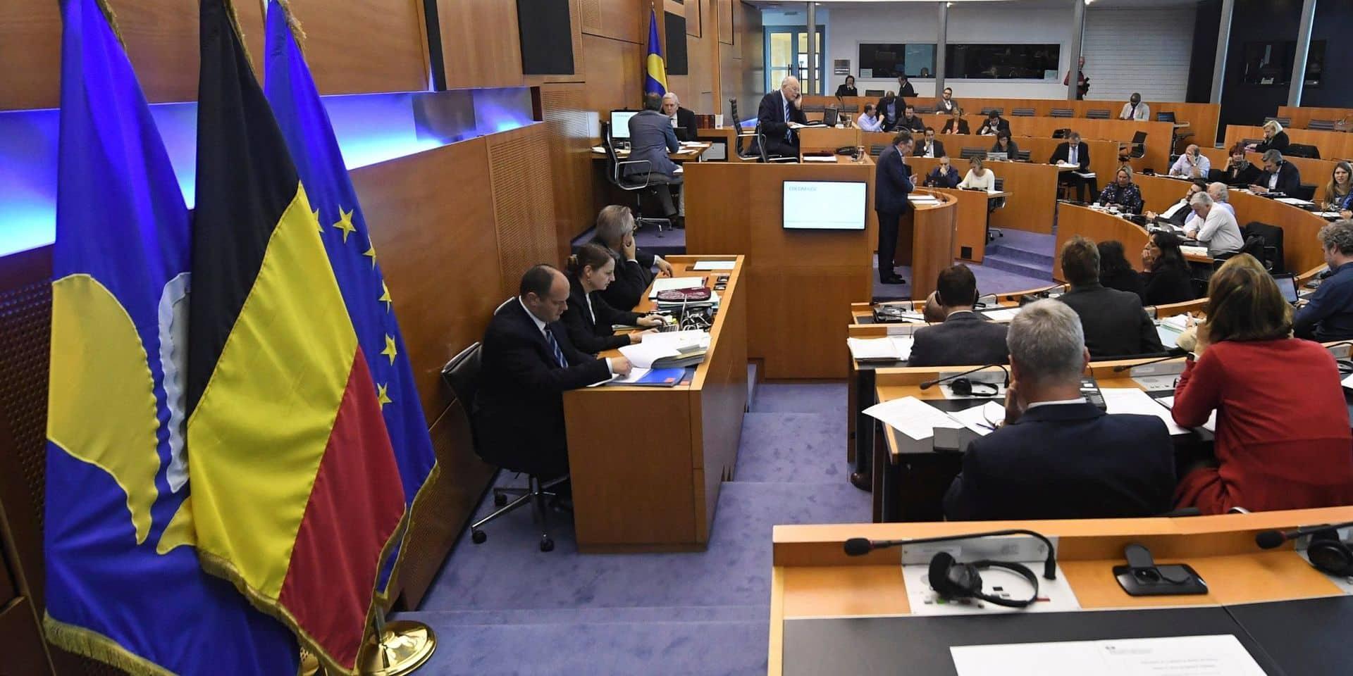 Le gouvernement bruxellois s'accorde sur le budget: le retour à l'équilibre est visé d'ici 2024