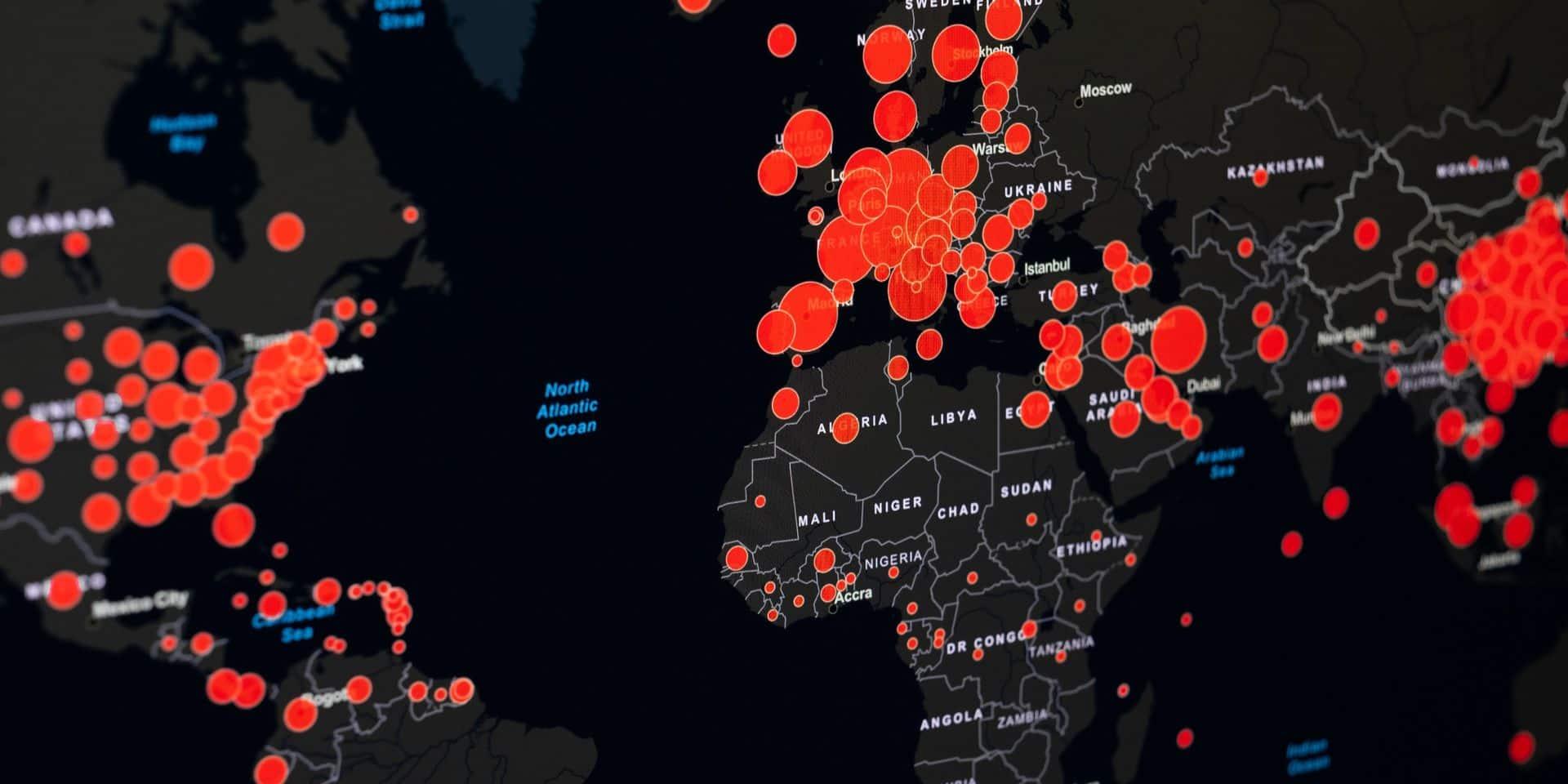 L'OMS annonce une bonne nouvelle: la pandémie ralentit en Europe pour la première fois depuis des mois
