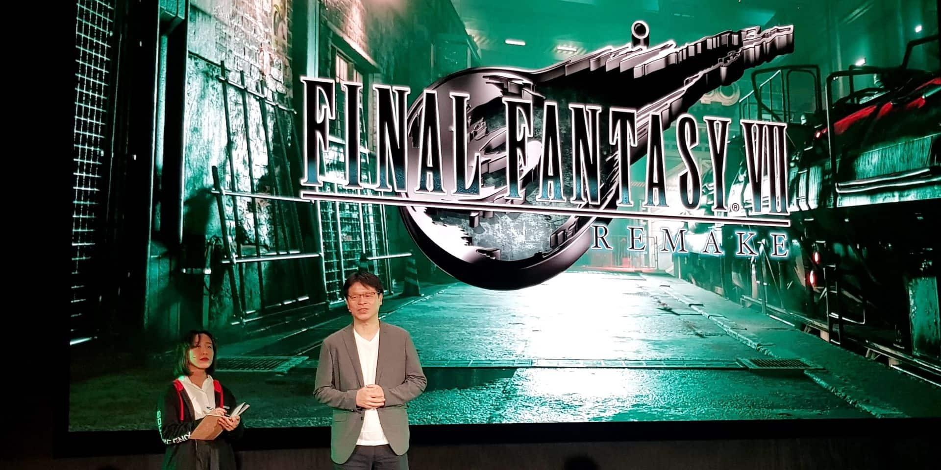 E3 2019: Marvel Avengers, Final Fantasy VII Remake, Square Enix a proposé du lourd