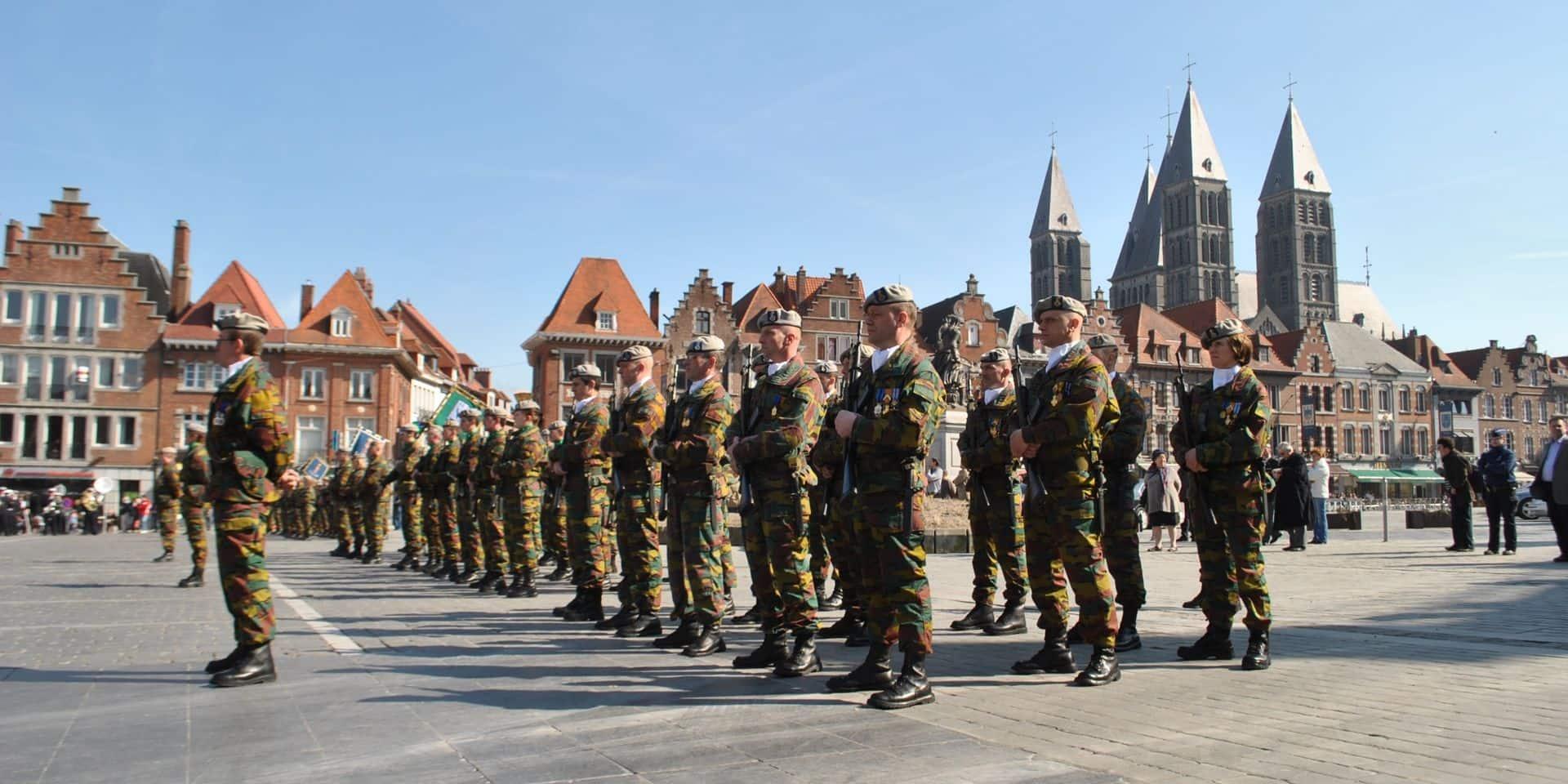 Tournai: du personnel va arriver à la caserne Ruquoy