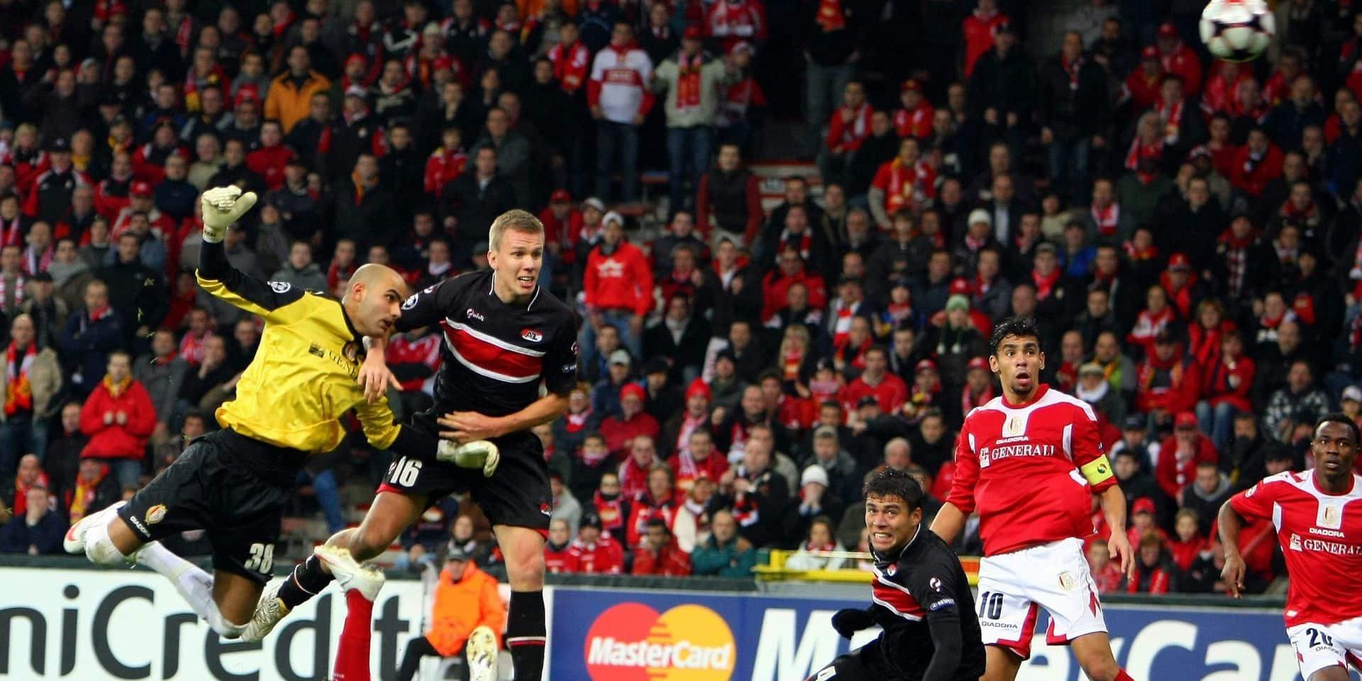 Il y a dix ans, Sinan Bolat faisait chavirer Sclessin en Ligue des Champions (VIDEO)