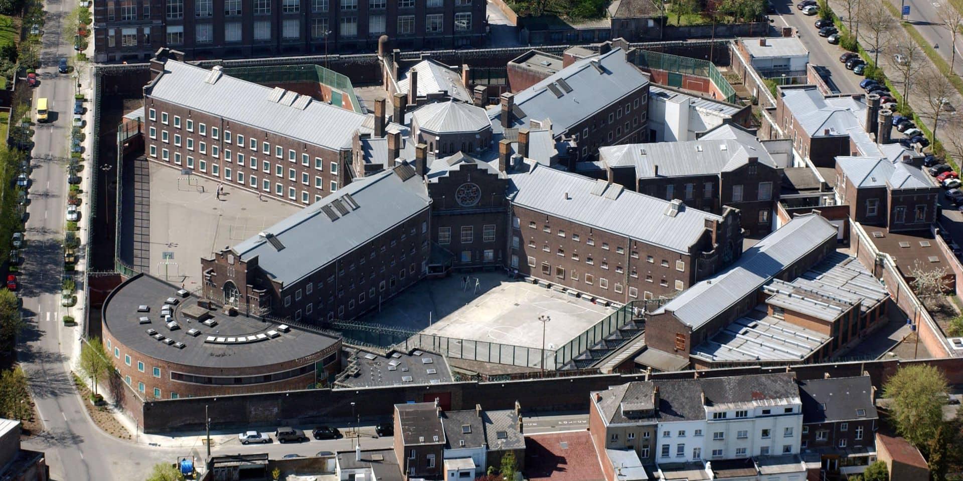 """Nicolas Martin veut """"déménager la prison de Mons hors de la ville"""""""