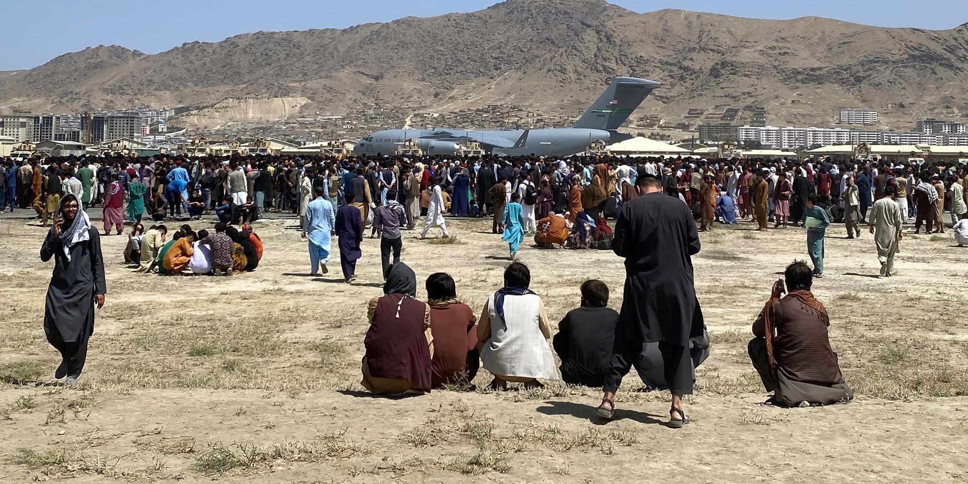 442 Belges et ayant-droits se trouvent toujours en Afghanistan