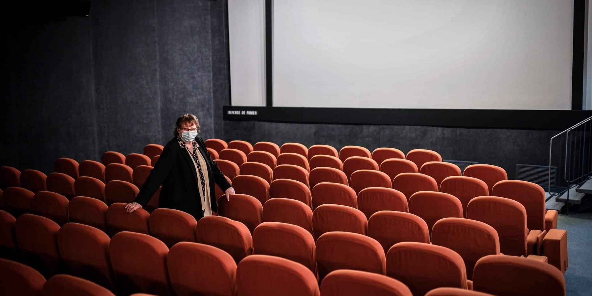 Pour les théâtres et cinémas, l'après-corona sera dur : seuls 19% de spectateurs potentiels dans les 4 mois à venir