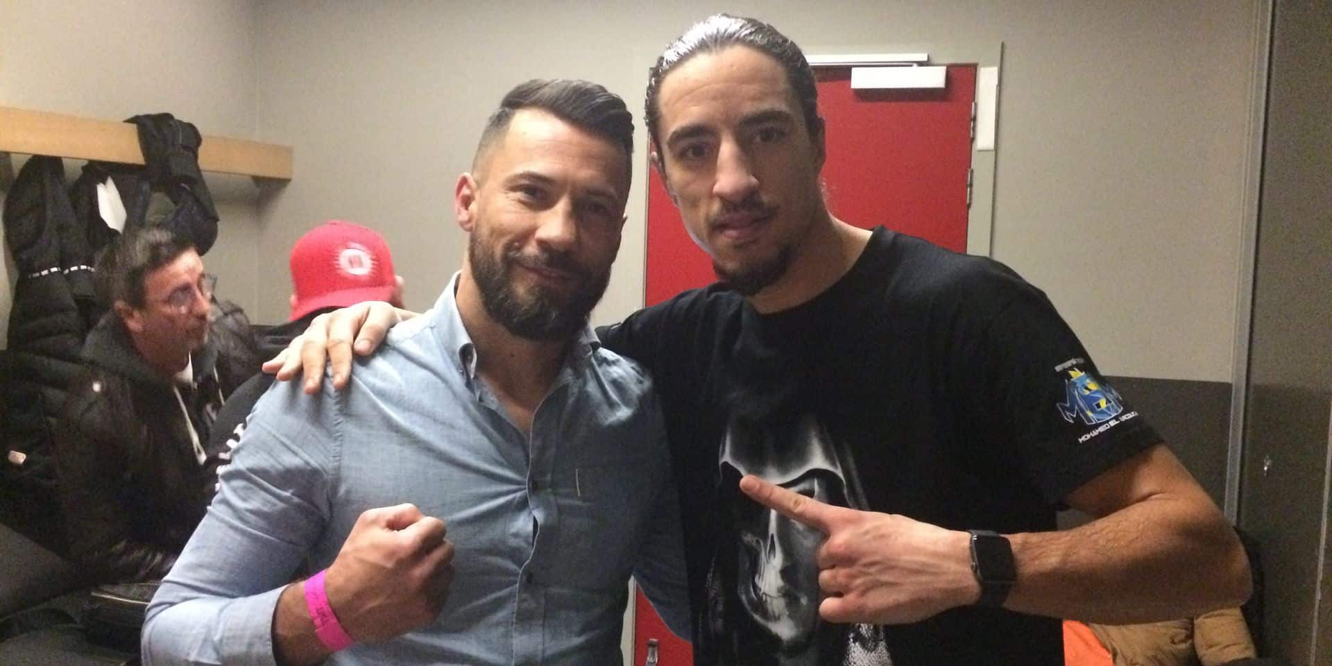 "Mohamed El Marcouchi reprend le chemin des rings ce vendredi: ""Un tremplin vers le titre WBA"""