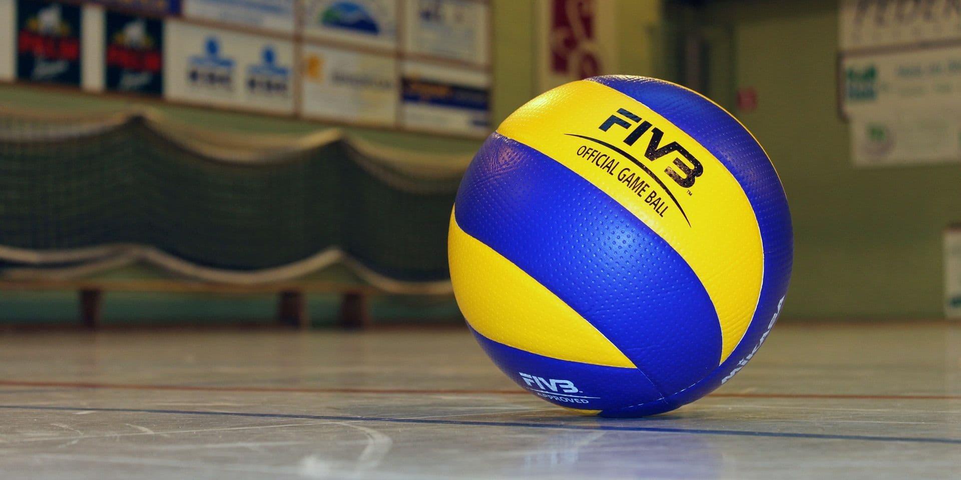 Volley-ball: l'Euromillions Volley League se met aussi en pause ce week-end