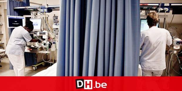 Urgences UCL Hôpital Médecin Malade Patient