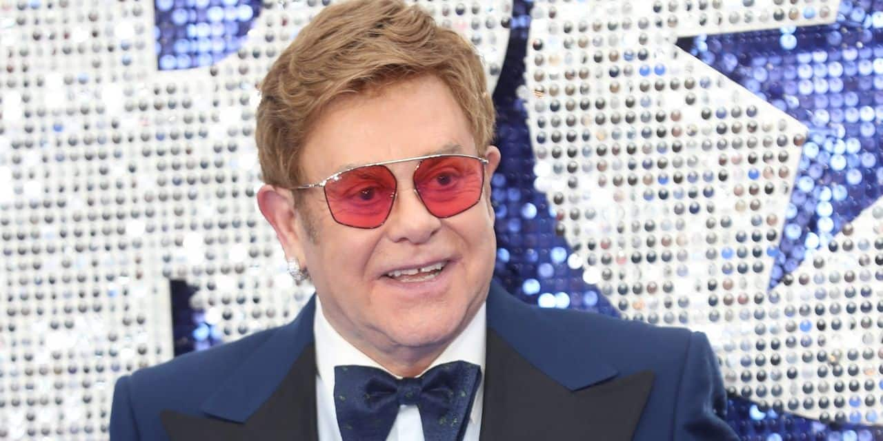 """Pour Elton John, """"il n'existe qu'une seule vraie star aujourd'hui"""""""