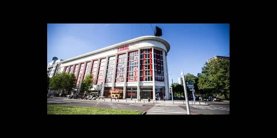 Le futur musée Kanal-Centre Pompidou tient son permis d'urbanisme