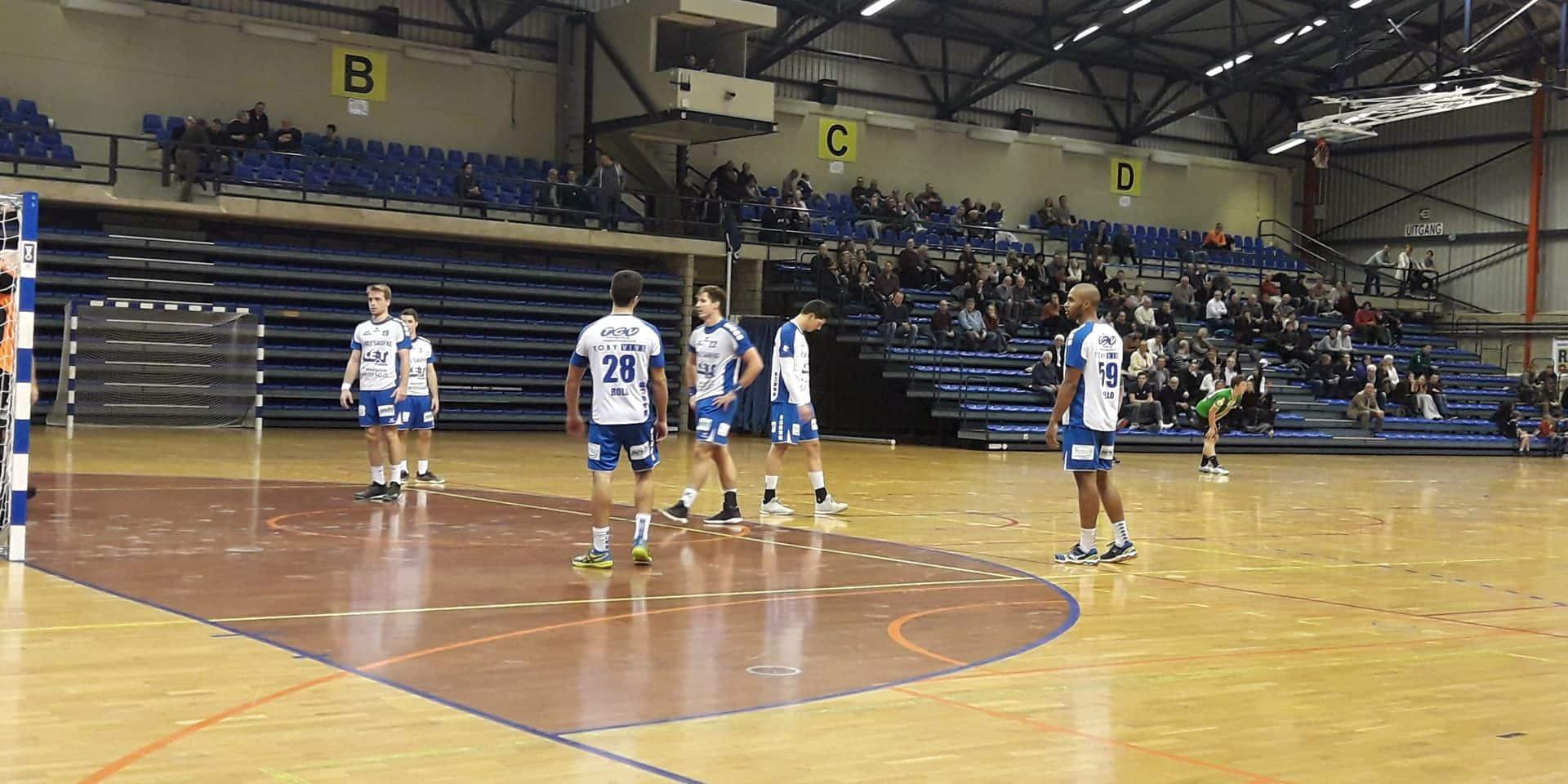 Handball: Visé franchit l'écueil de Hasselt
