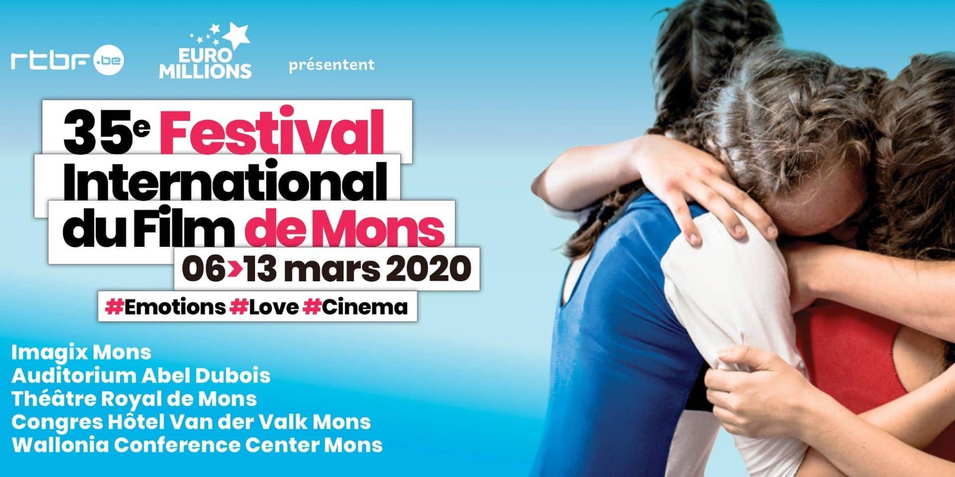 Remportez vos places pour le Festival International du Film de Mons