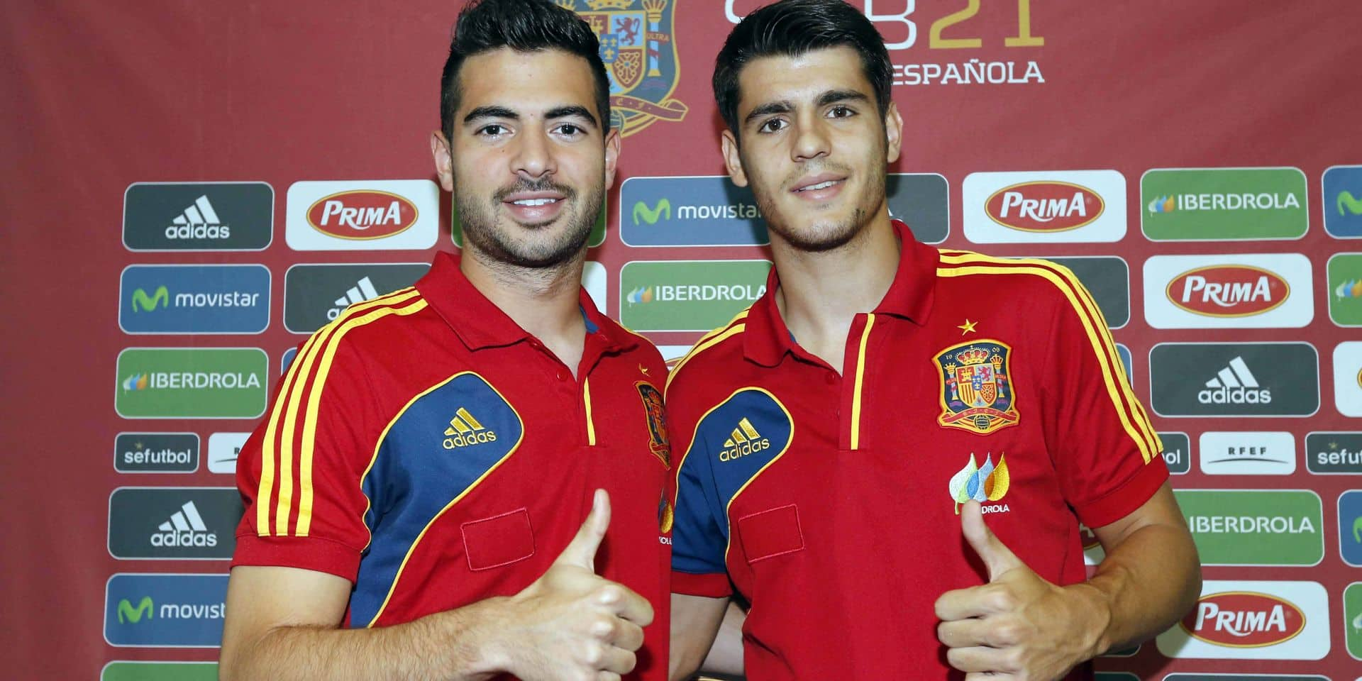 SPAIN PRESS CONFERENCE
