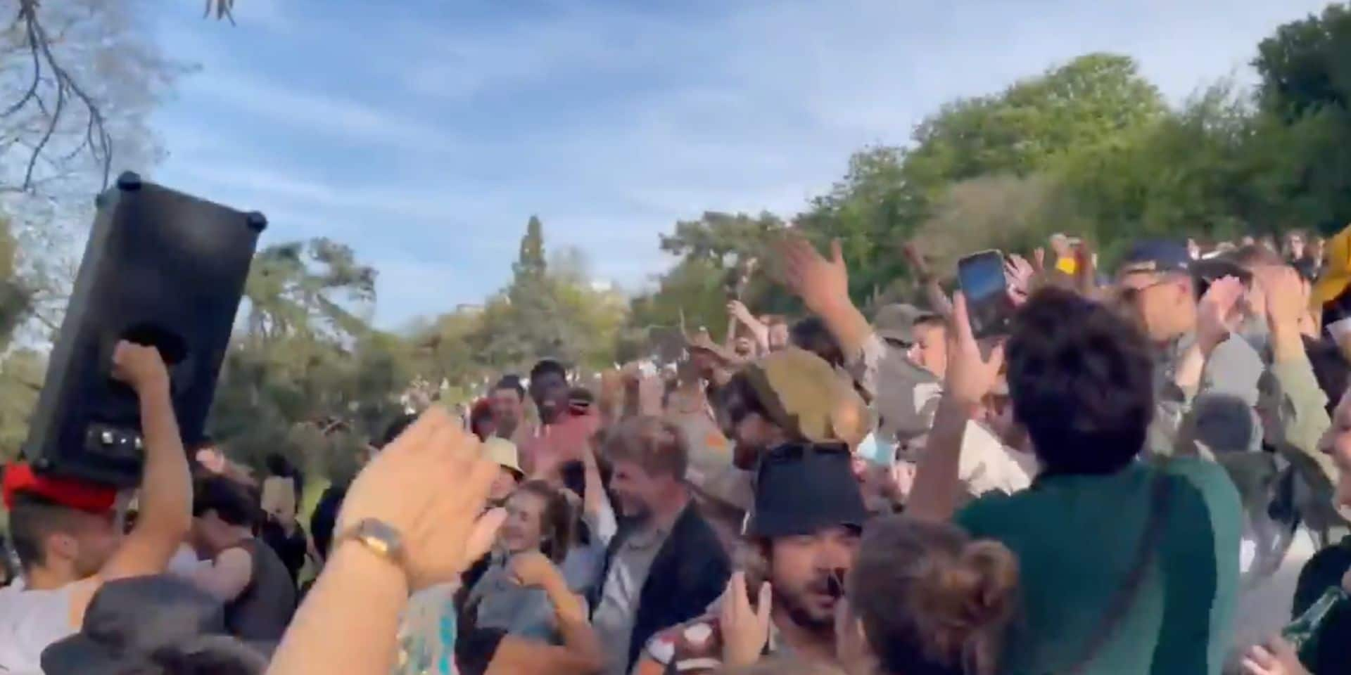 À Paris, un simple anniversaire se transforme en fête sauvage de plus de 300 personnes