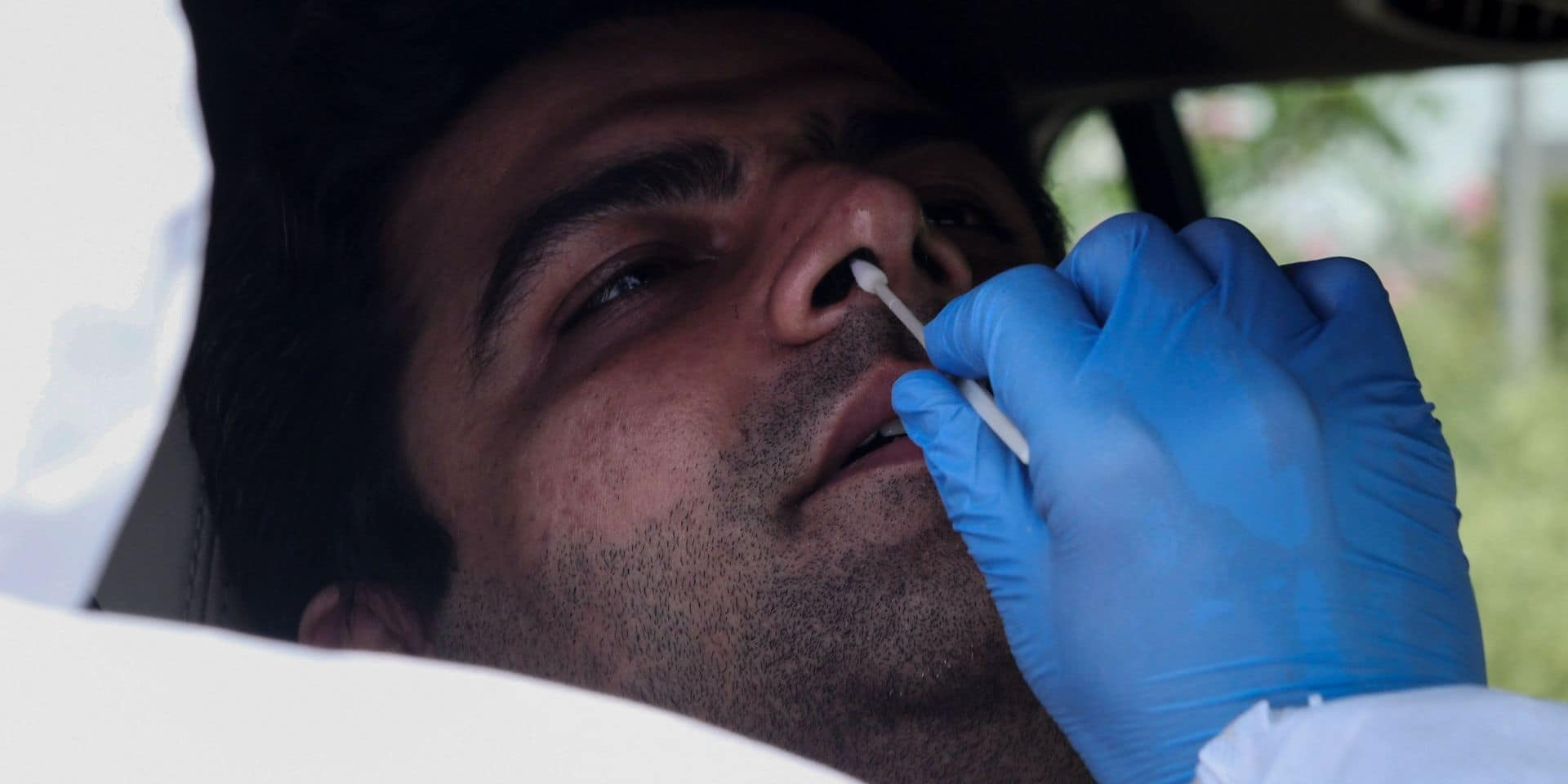 Test Covid 19 : Priorité aux malades à Huy