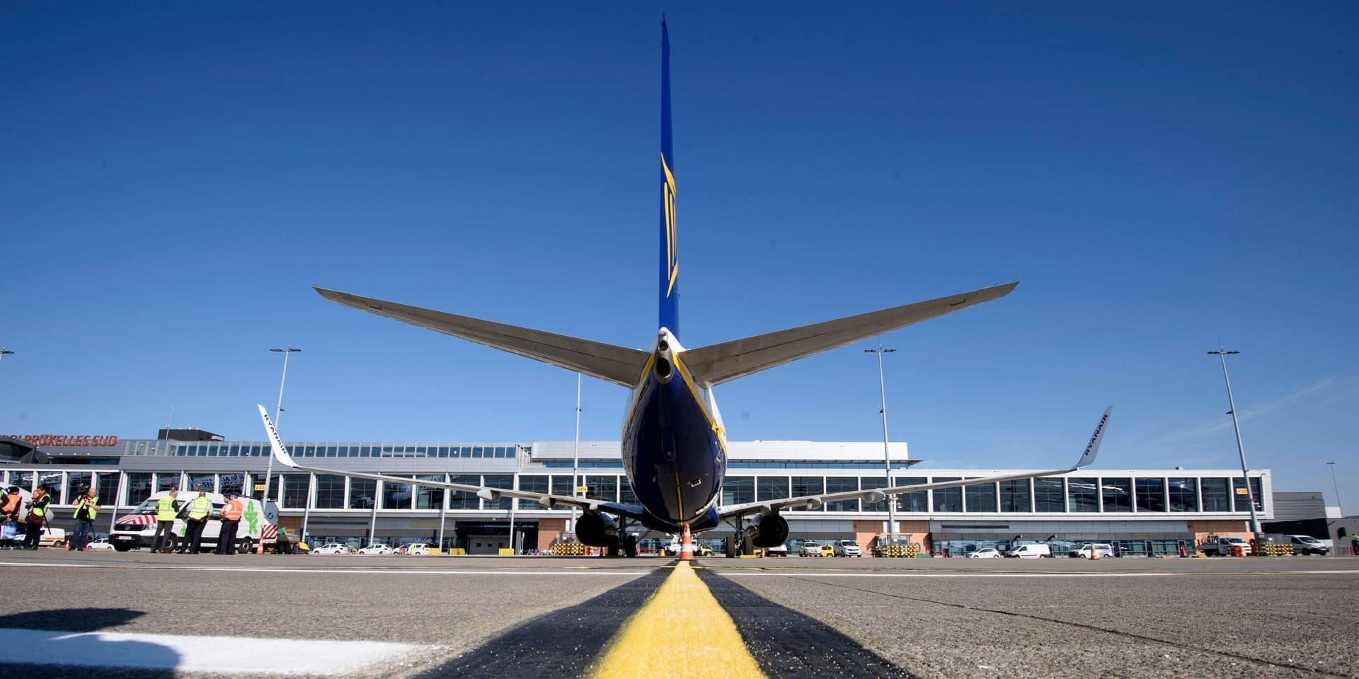Panique et évacuation d'un avion à Zaventem à cause d'un passager enfermé aux toilettes