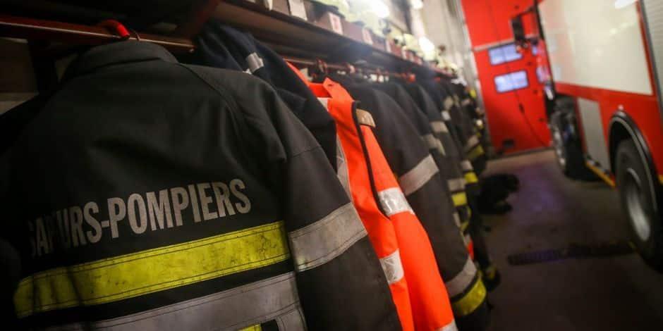 Les pompiers appelés pour dégager le bras d'un homme piégé dans une machine à pétrir