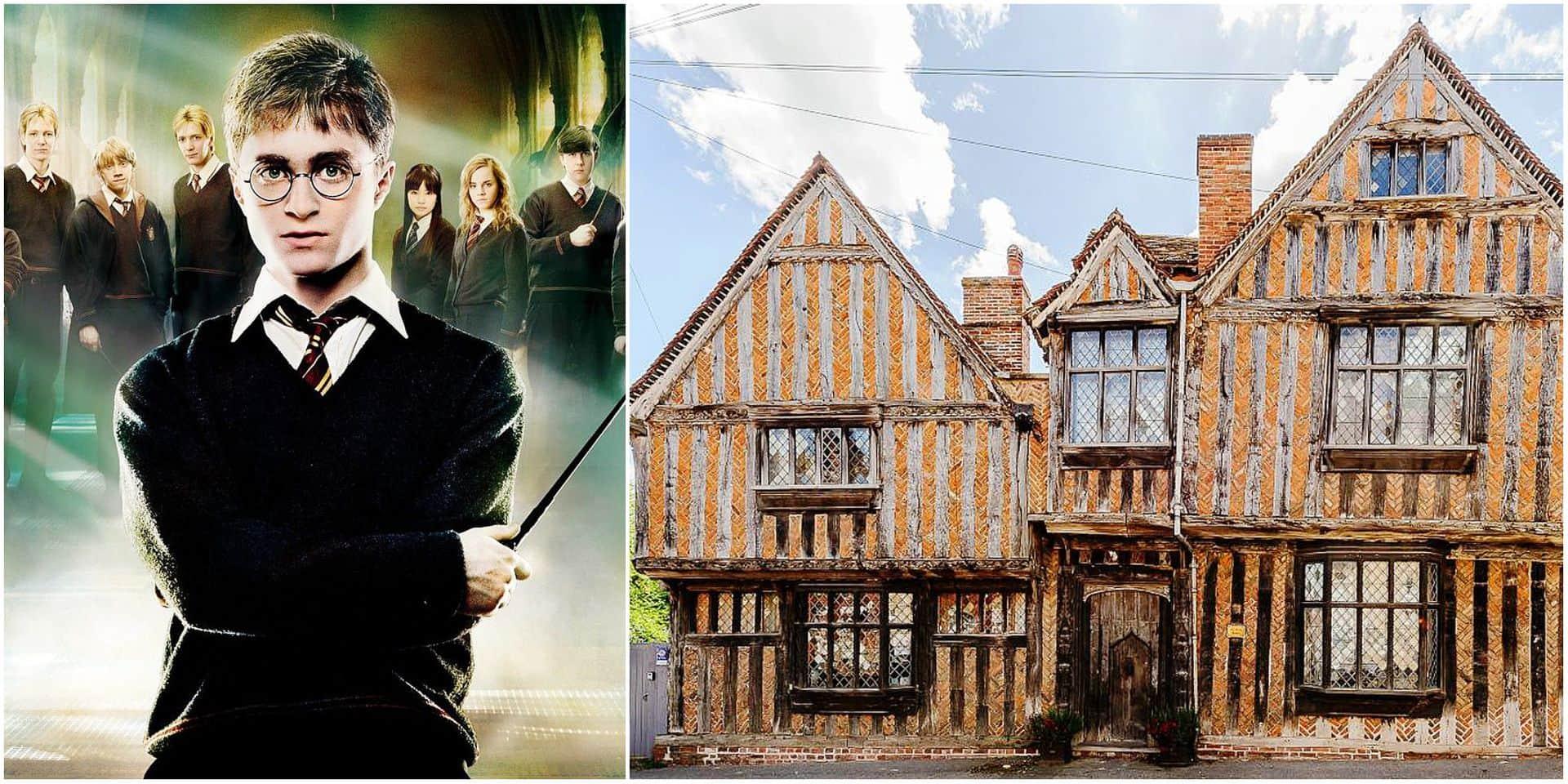 Harry Potter : la maison de ses parents en vente