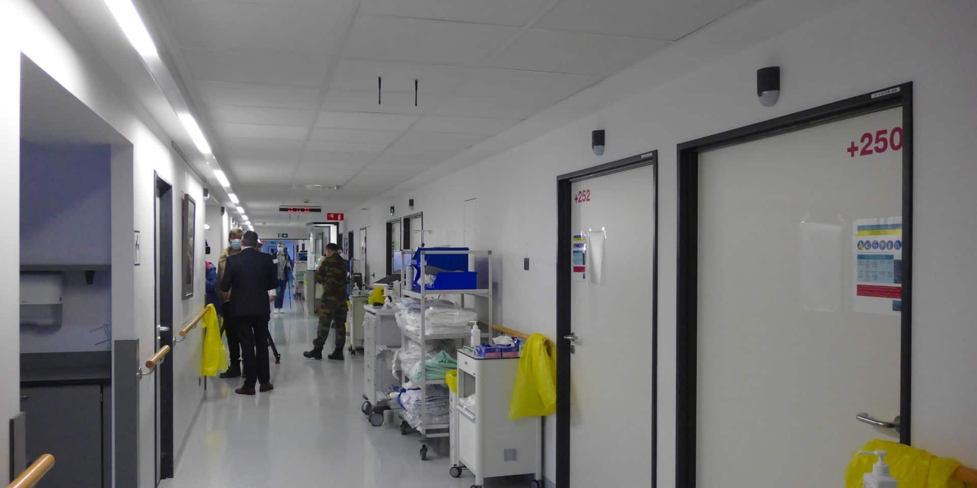 Coronavirus : le nombre total de personnes hospitalisées pour le coronavirus se rapproche de 5.000