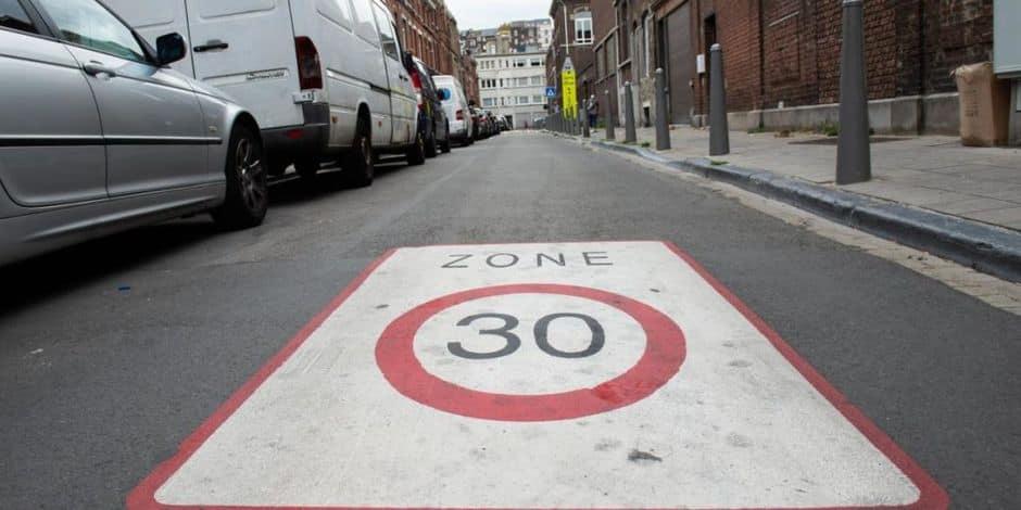 La pétition contre la généralisation de la zone 30 à Bruxelles rassemble près de 15 000 signatures