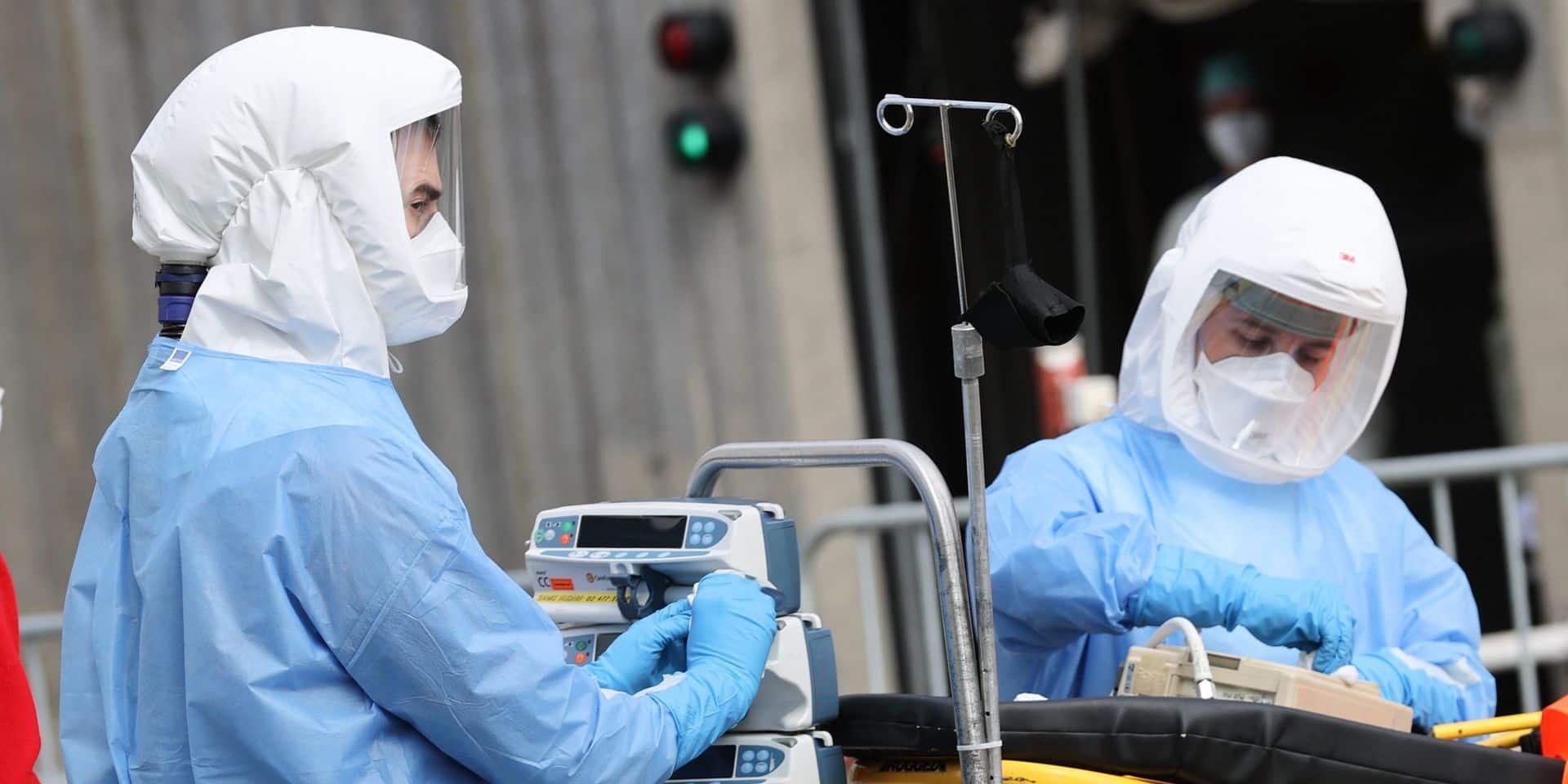 Coronavirus en Belgique: avec 439 nouveaux cas en moyenne par jour, la baisse des contaminations se poursuit