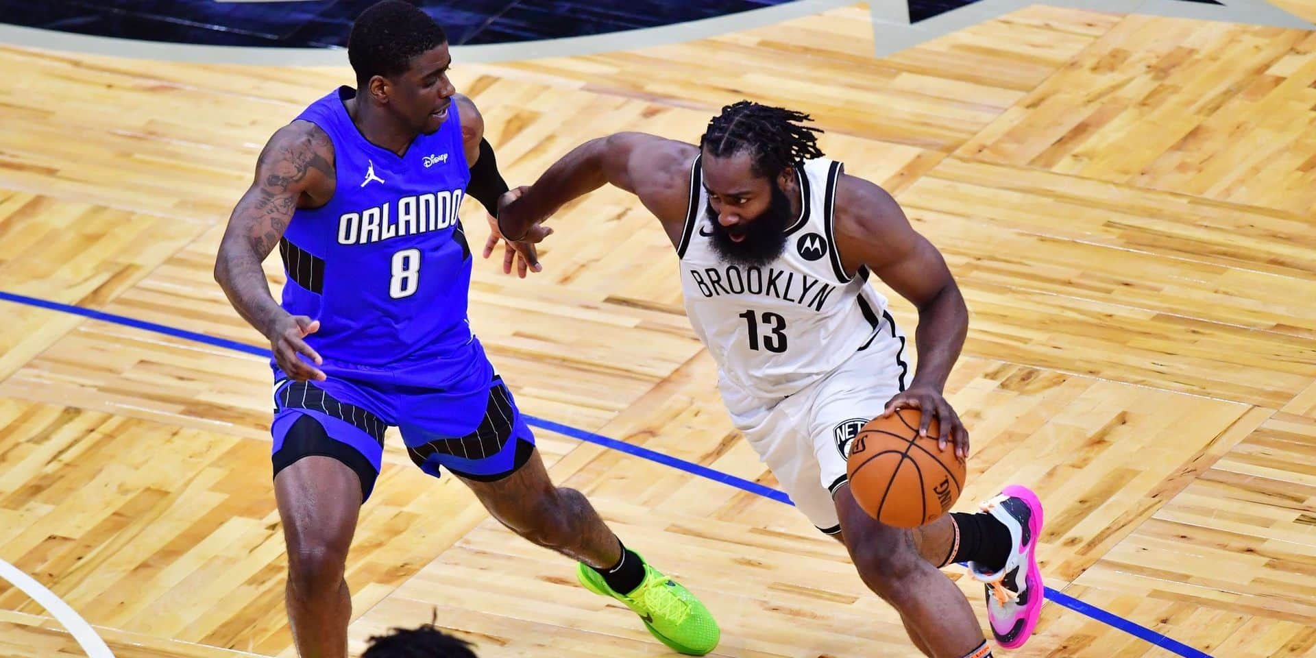 NBA: le Magic se paye les Nets, le Jazz repart de l'avant