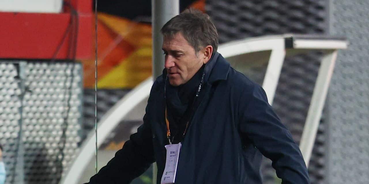 """Philippe Montanier: """"L'arbitre s'est excusé pour le penalty après le match"""""""