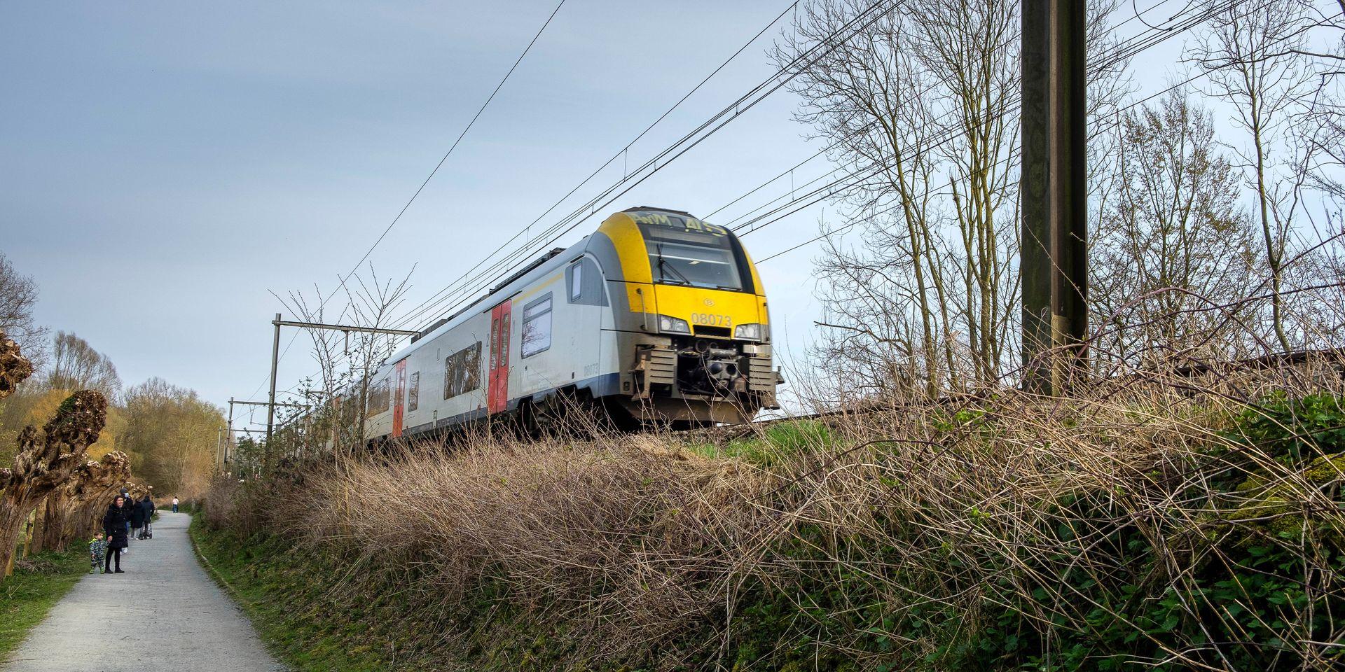 TRAIN SNCB