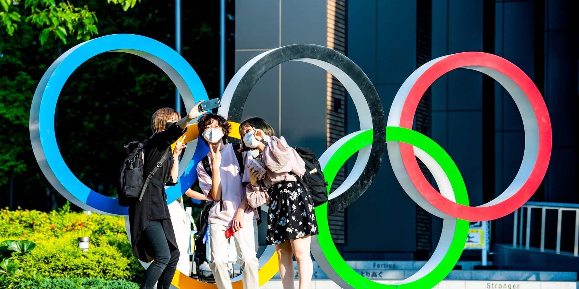 JO: les athlètes pourront exprimer leurs opinions, sauf pendant les épreuves