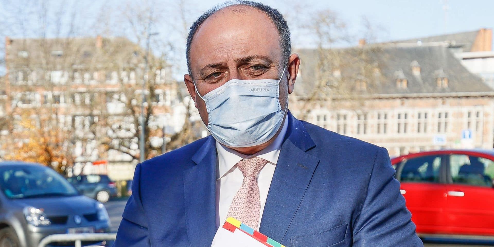 Boucle du Hainaut: l'étude indépendante commandée par le ministre est terminée