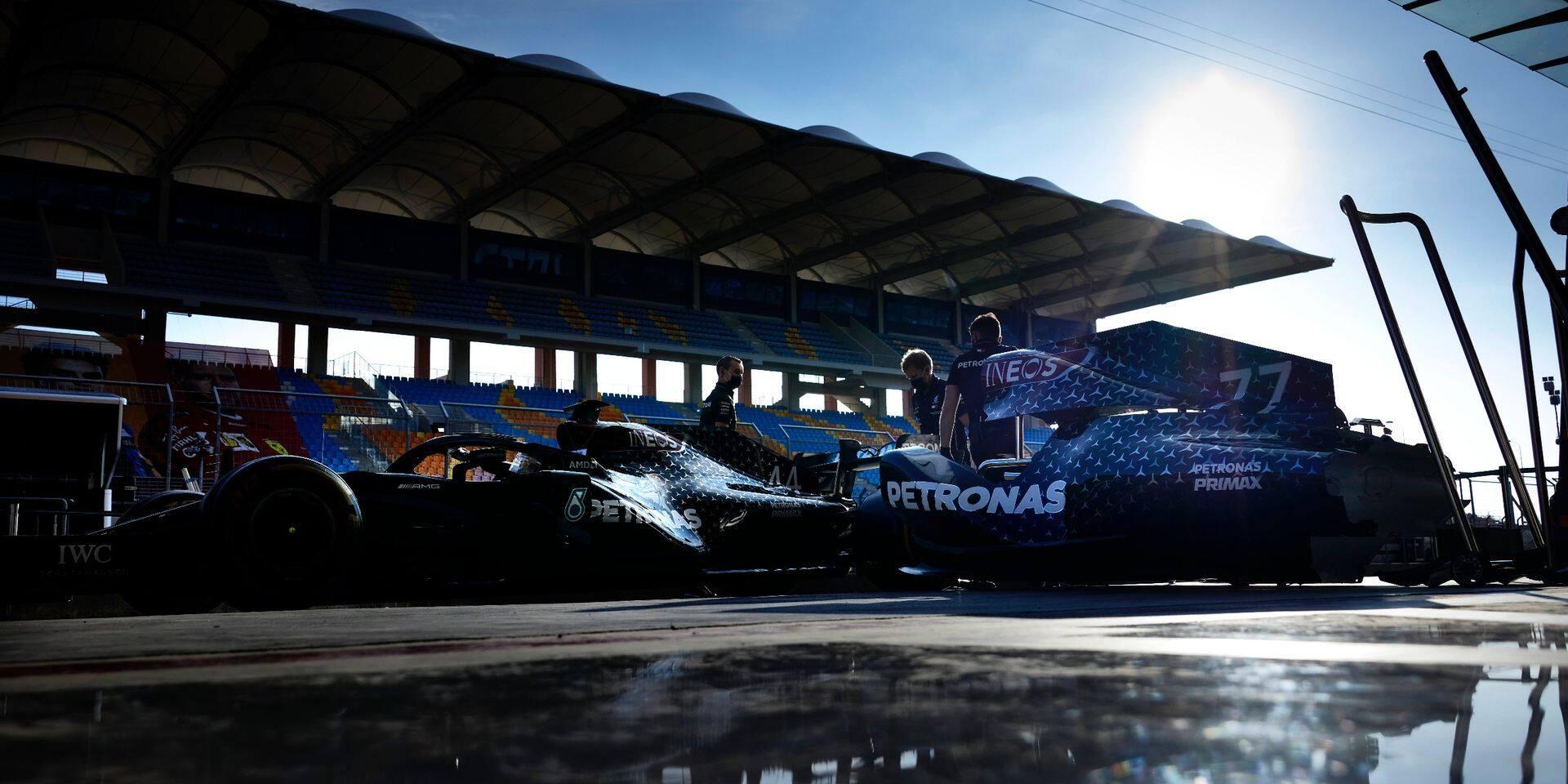 Le GP de Turquie à la place de Singapour début octobre