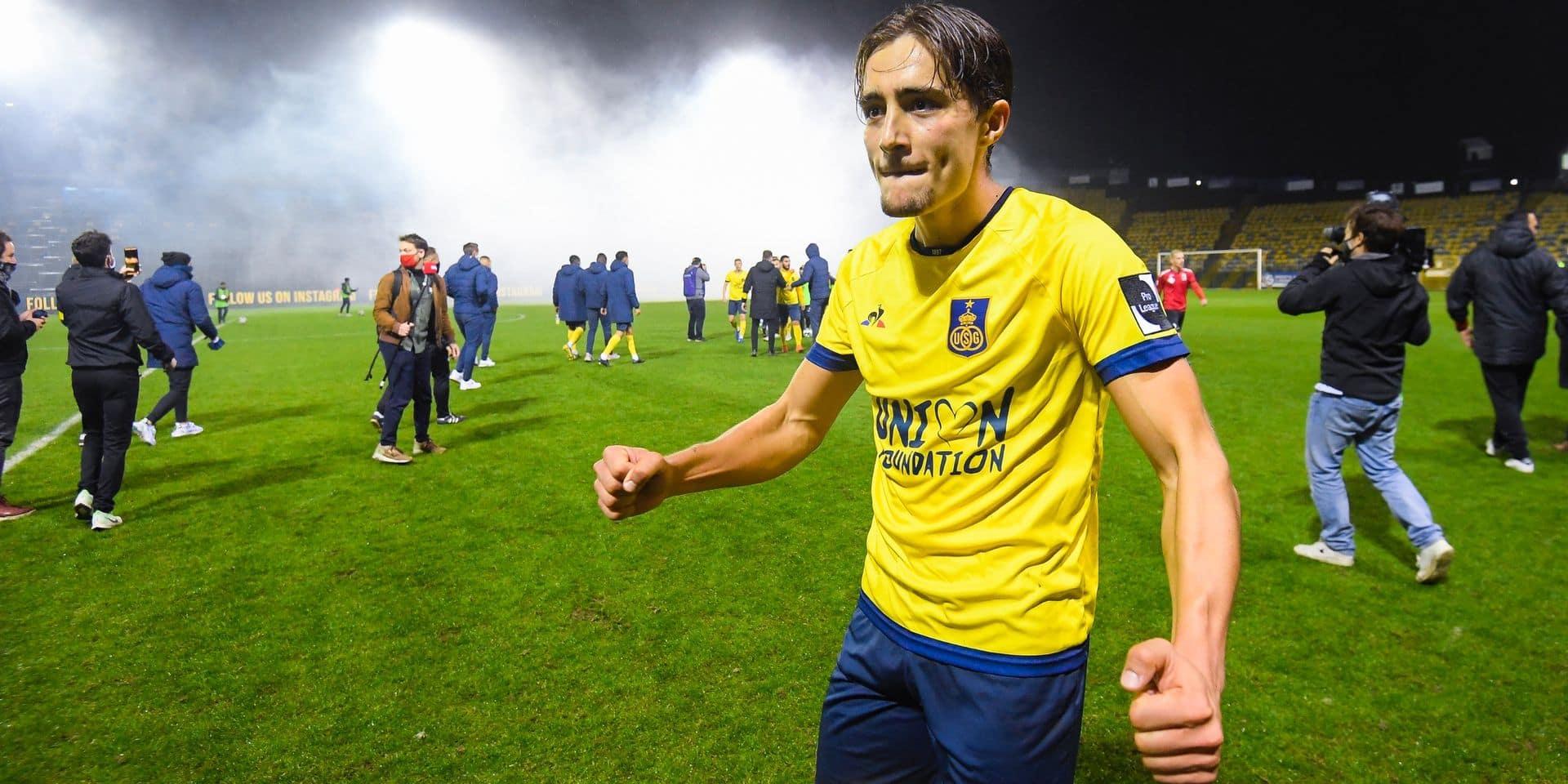 Mathias Fixelles goûtera malgré tout à la D1A : Il a signé à Courtrai pour trois saisons