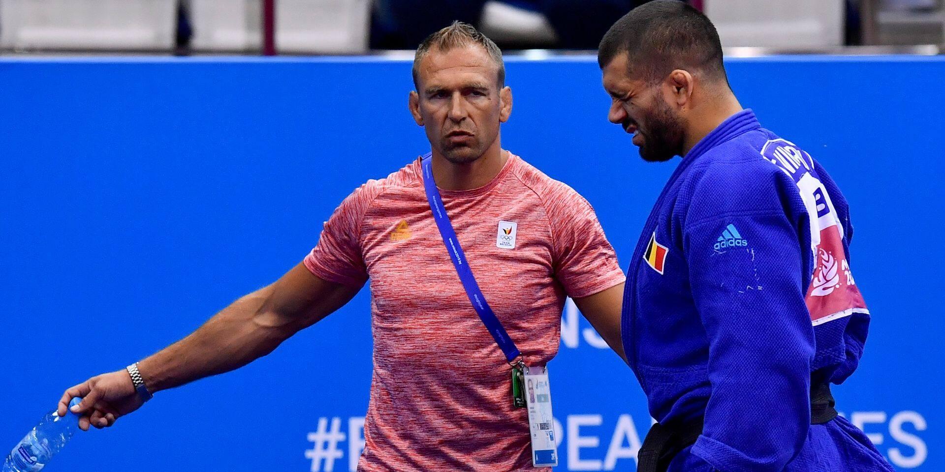 Judo: Damiano Martinuzzi tente de positiver après l'annulation du GP de Rabat