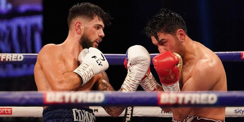 Boxe : Farouk Kourbanov s'incline de justesse aux points face à Joe Cordina
