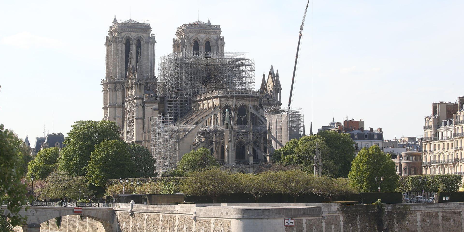 Notre-Dame: cette entreprise a trouvé une astuce surprenante pour la reconstruction qui pourrait mettre tout le monde d'accord...