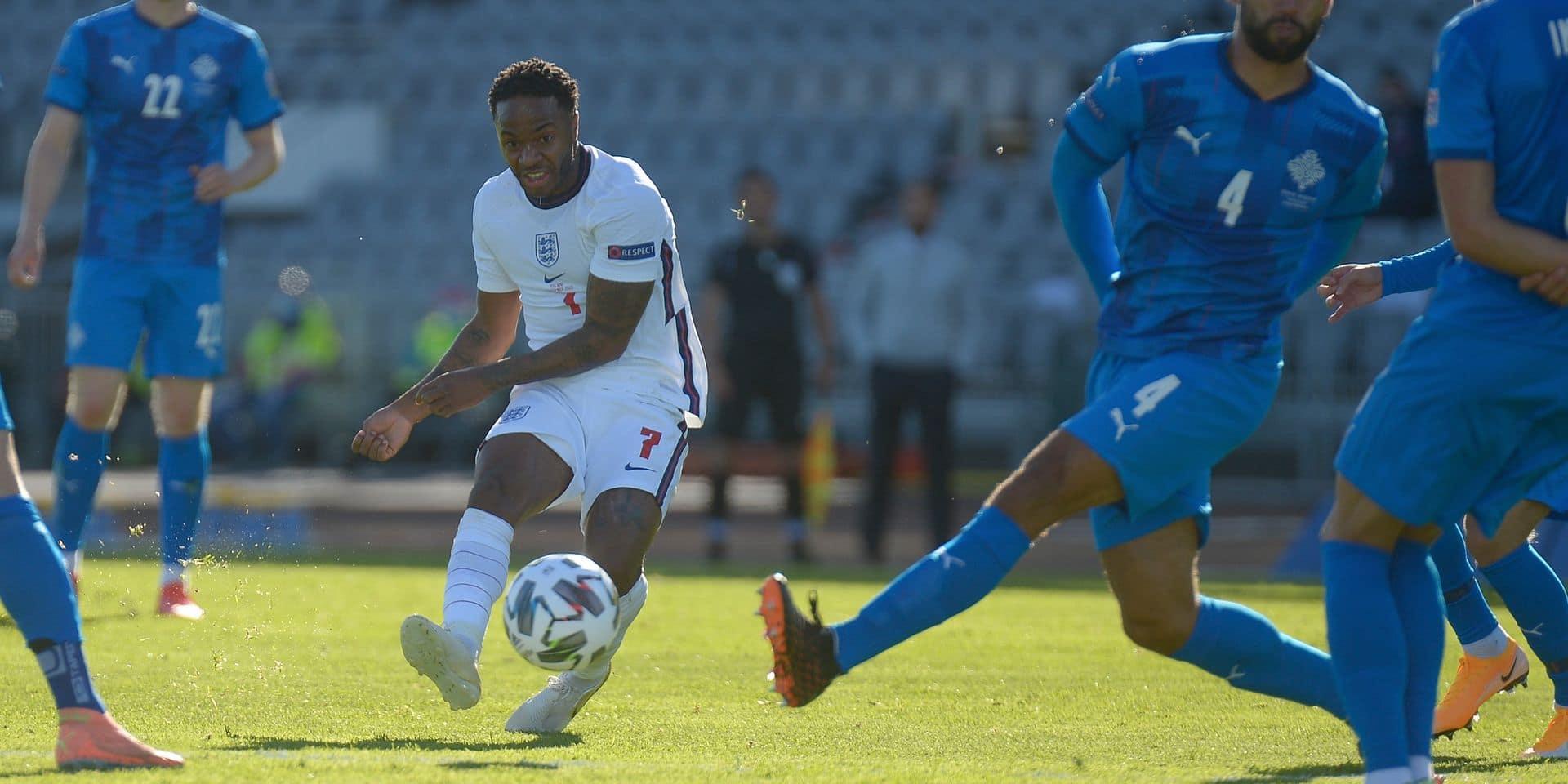 Islande-Angleterre: un air de match amical