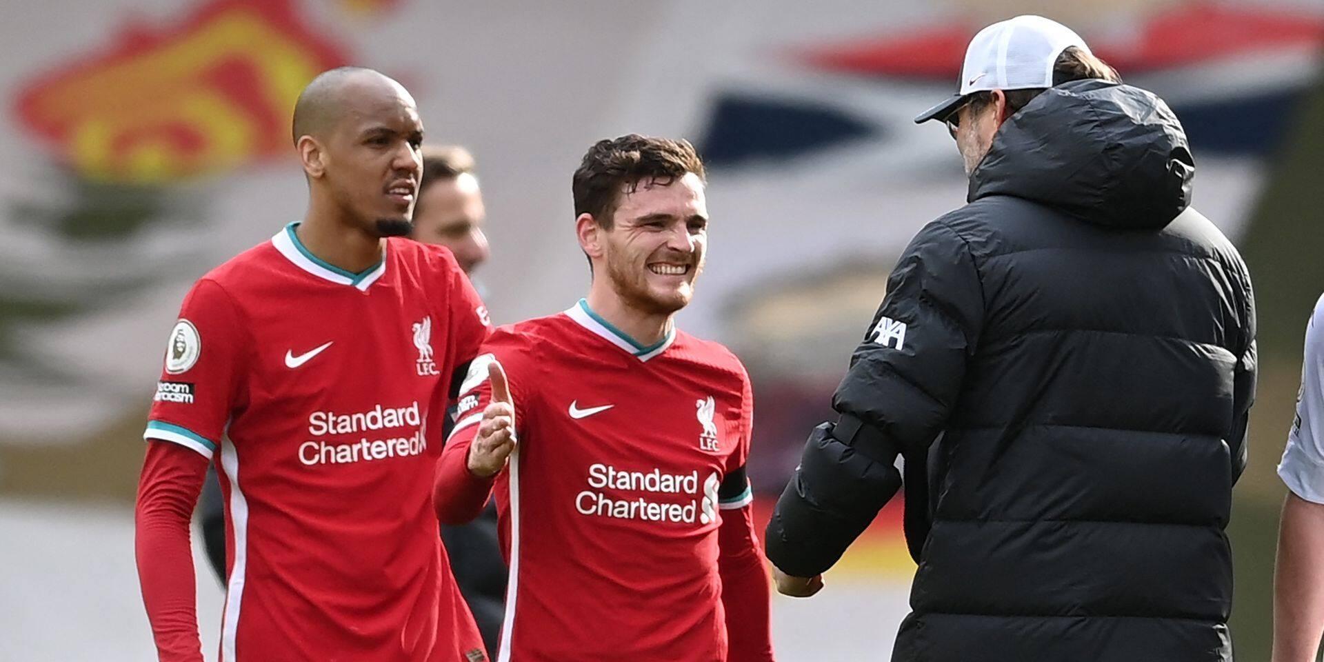 Avant de recevoir les Merengues, les Reds renouent enfin avec le succès à Anfield face à Aston Villa (2-1)