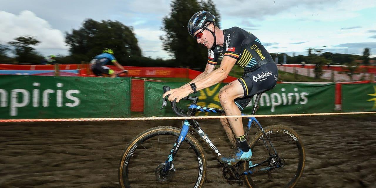 Place aux bains de boue: la saison de cyclo-cross prend son envol mais sans ses ténors