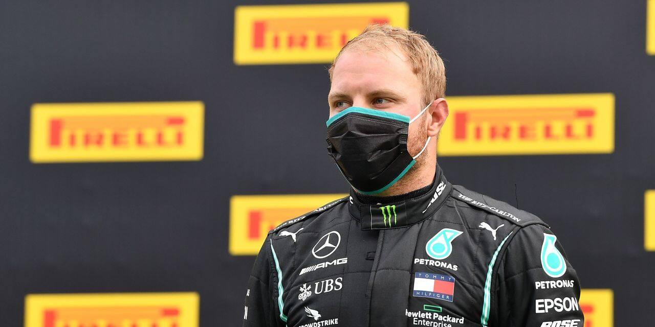 F1: Mercedes poursuivra sa collaboration avec Valtteri Bottas