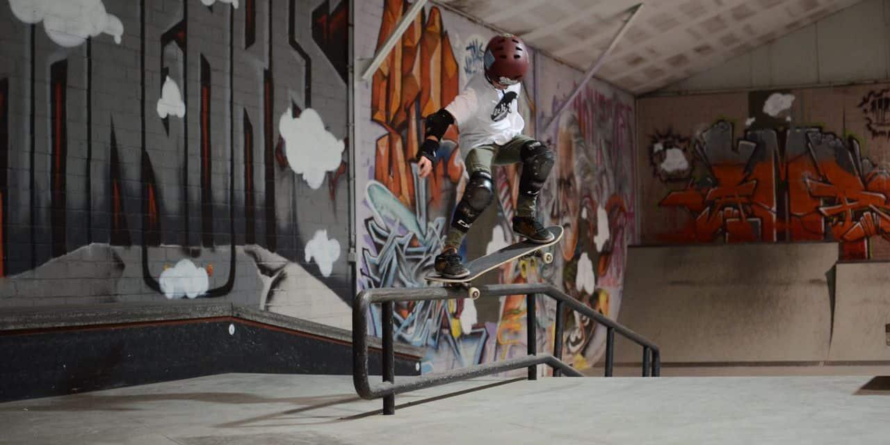 Strépy-Bracquegnies: le skatepark a enfin rouvert ses portes