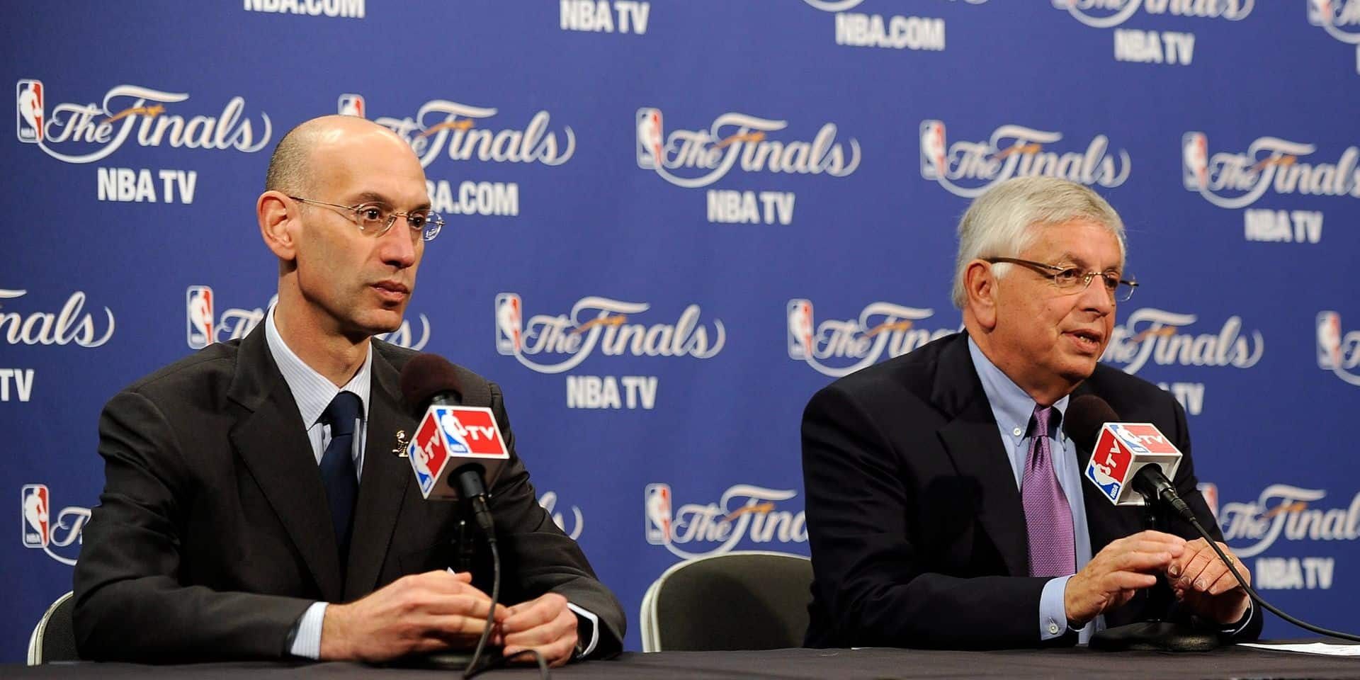 Pour le patron de la NBA: la nouvelle saison se jouera en 2021