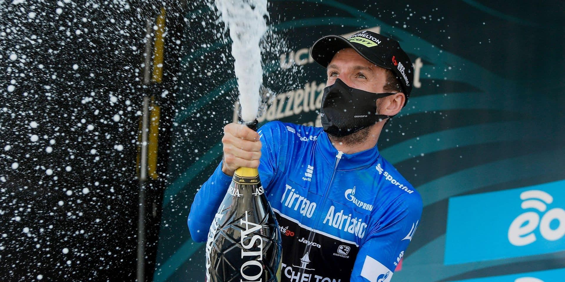Tirreno-Adriatico: Simon Yates vainqueur final, Filippo Ganna gagne le chrono devant Campenaerts